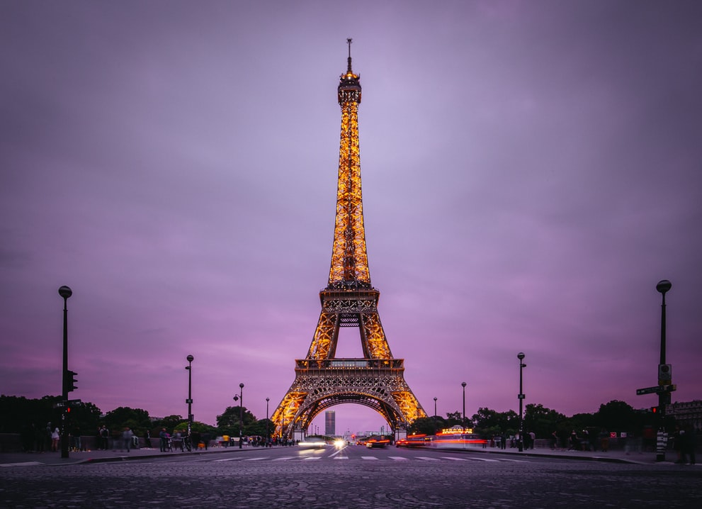 Alexandre Gustave Eiffel,the man who designed the Eiffel Tower,also designed the inner structure of the Statue of Liberty in New York Harbour.