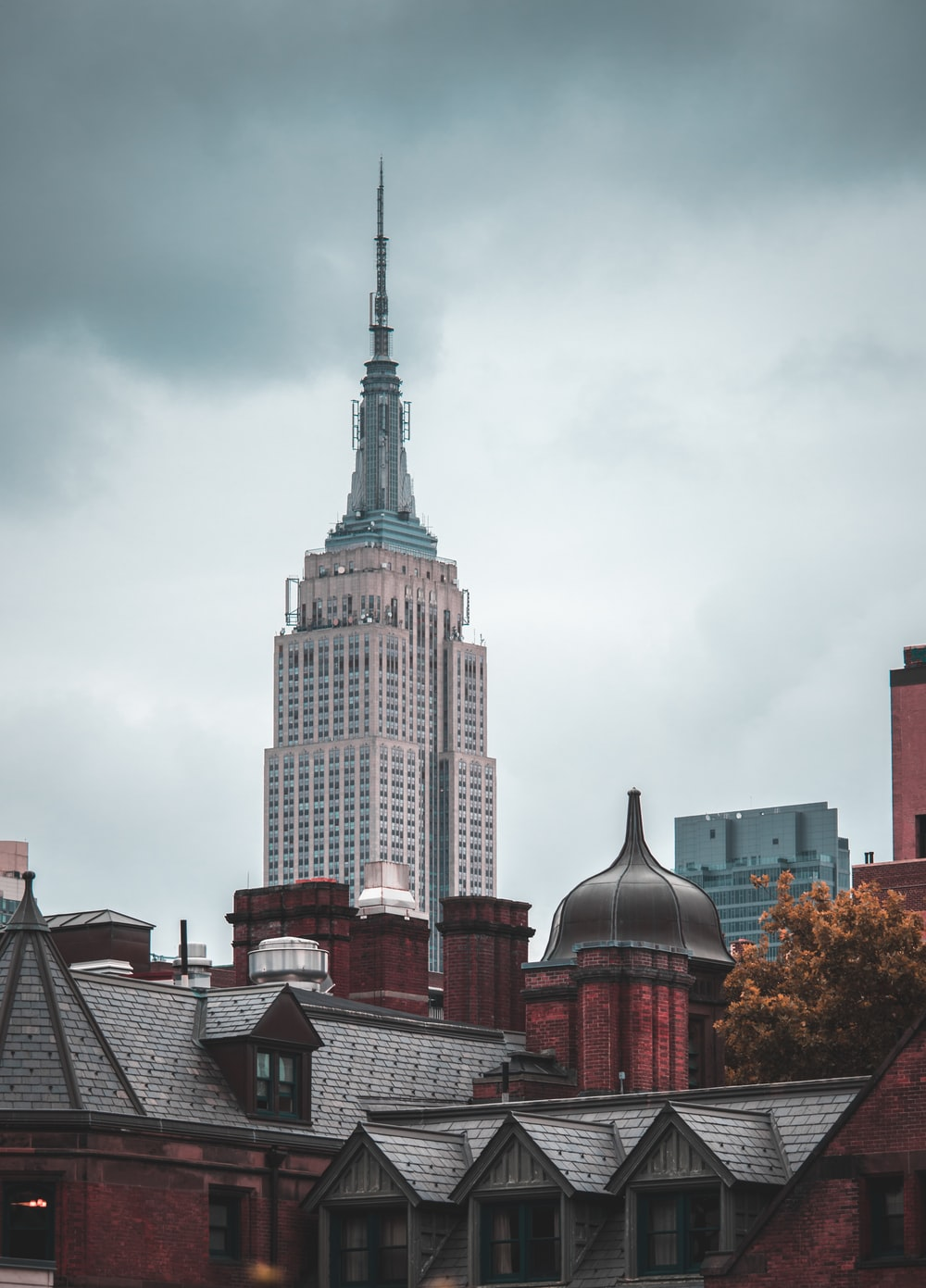 photo of building in New York