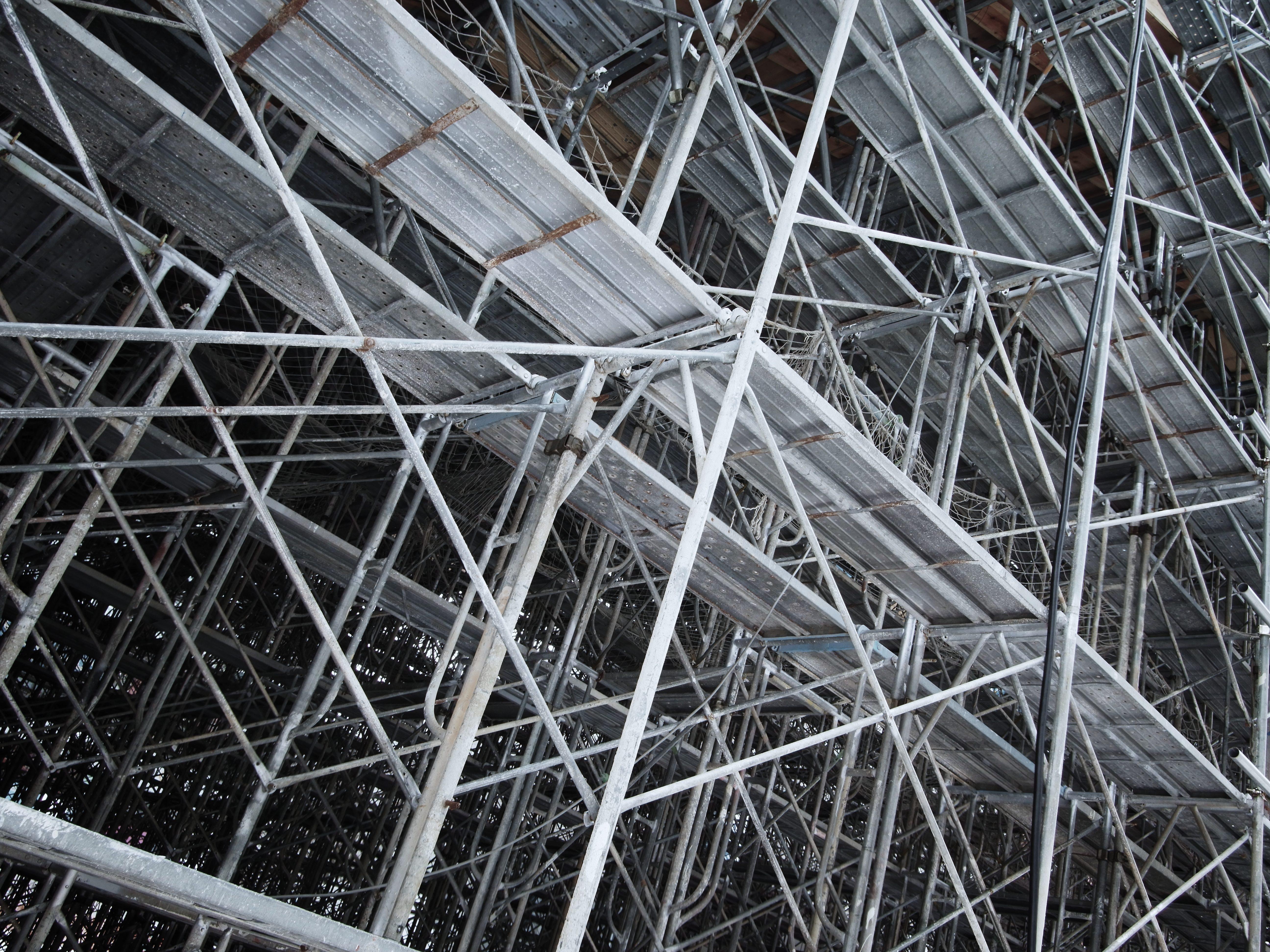 ray metal scafoldings