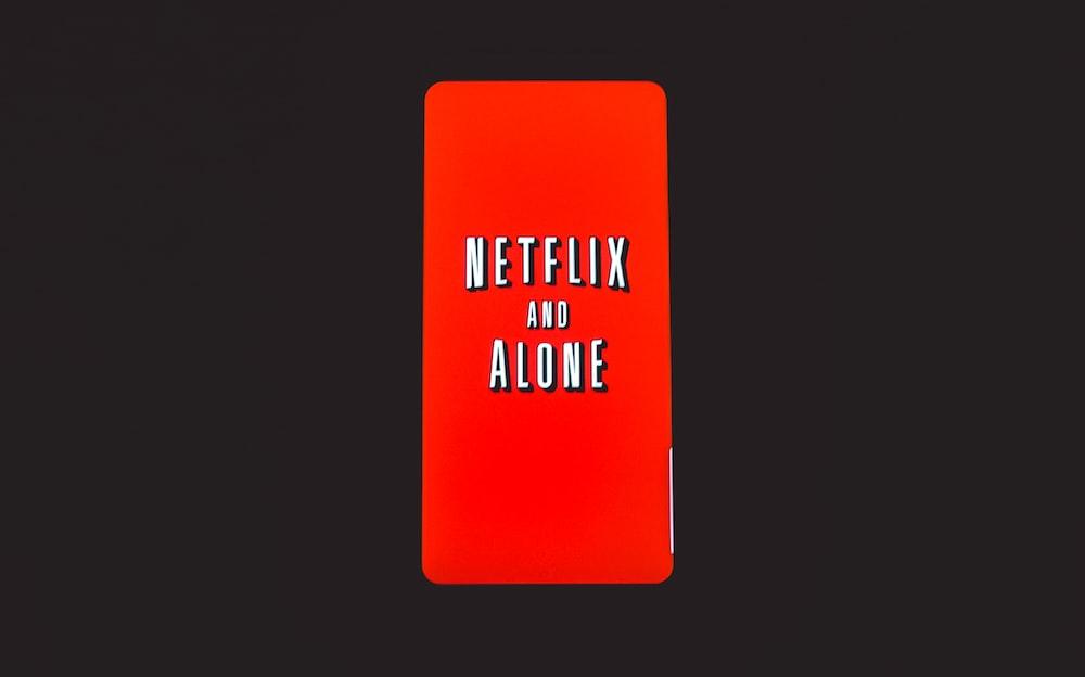 Netfix and Alone logo