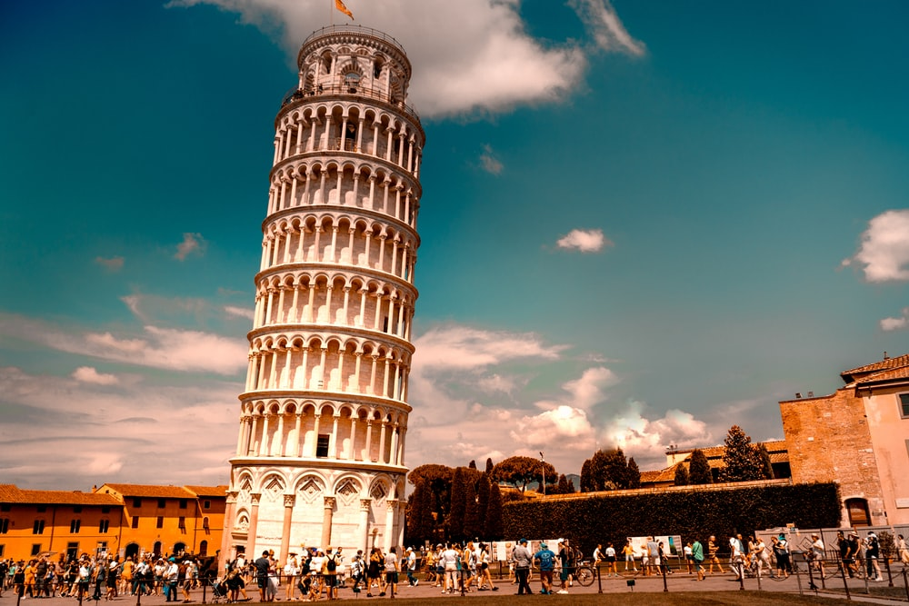 Leaning Tower of Pisa, Rome