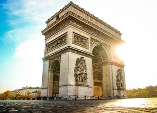 Arc de Triomphe, France