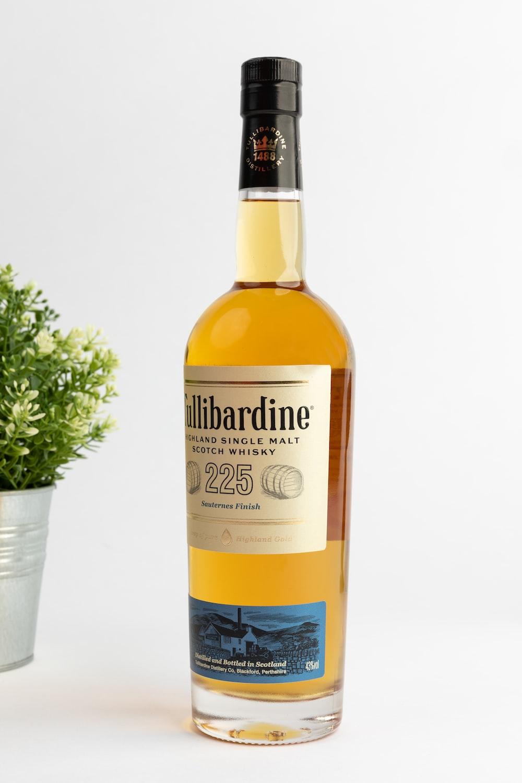 Collibardine scotch whisky