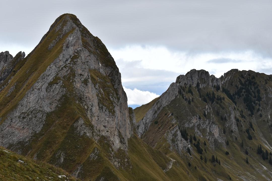 Lost in Swiss Alps