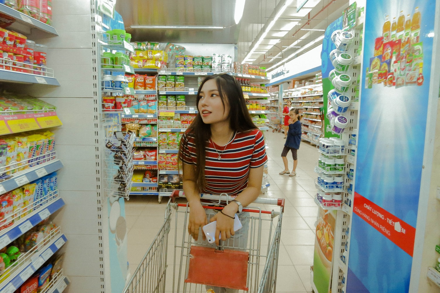 Rethinking Brick-And-Mortar Grocery for 2021