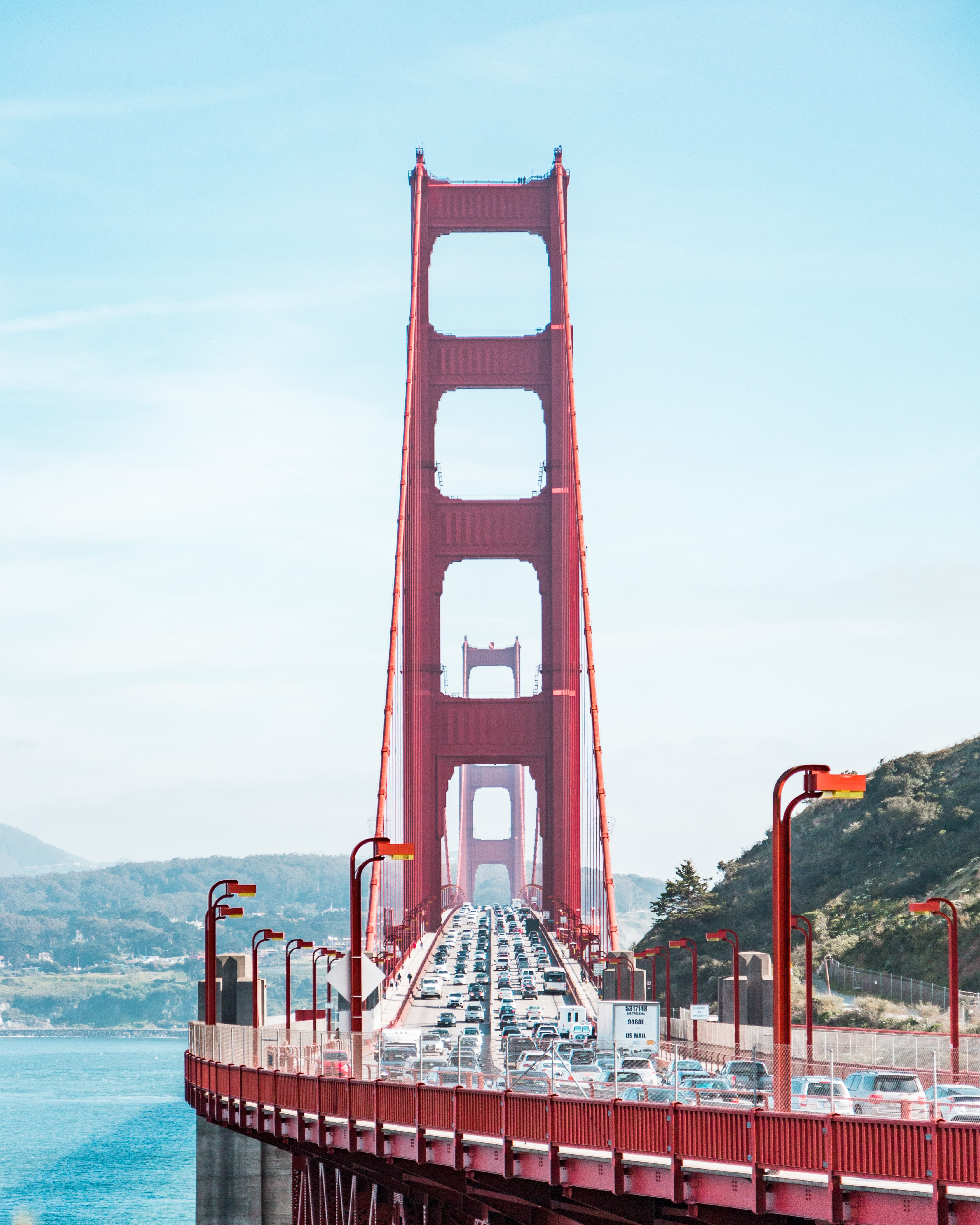 Golden Gate Bridge, San Francisco, U.S.A
