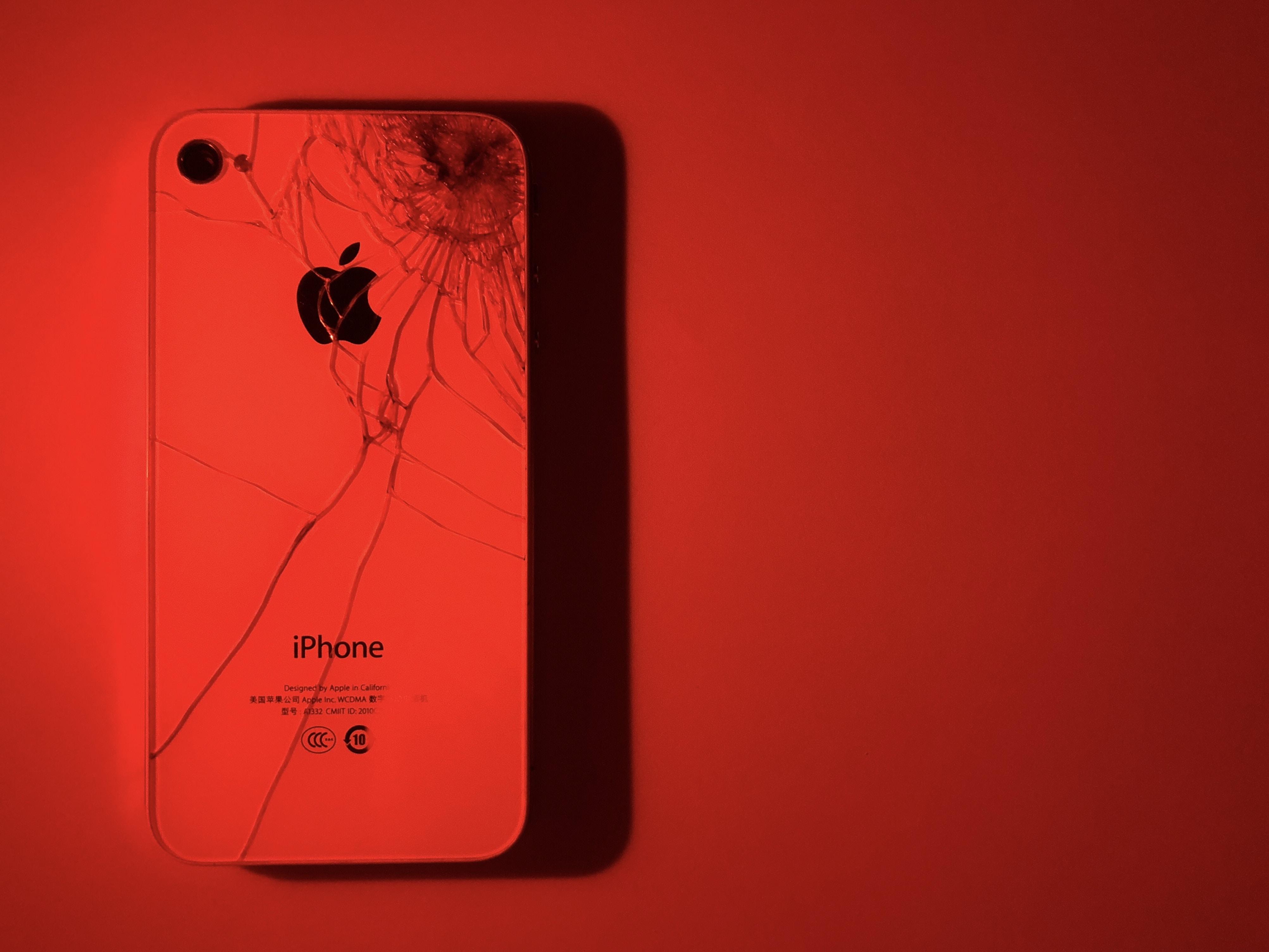 space gray iPhone 6 Plus