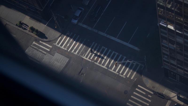 Crossing Landing Bank