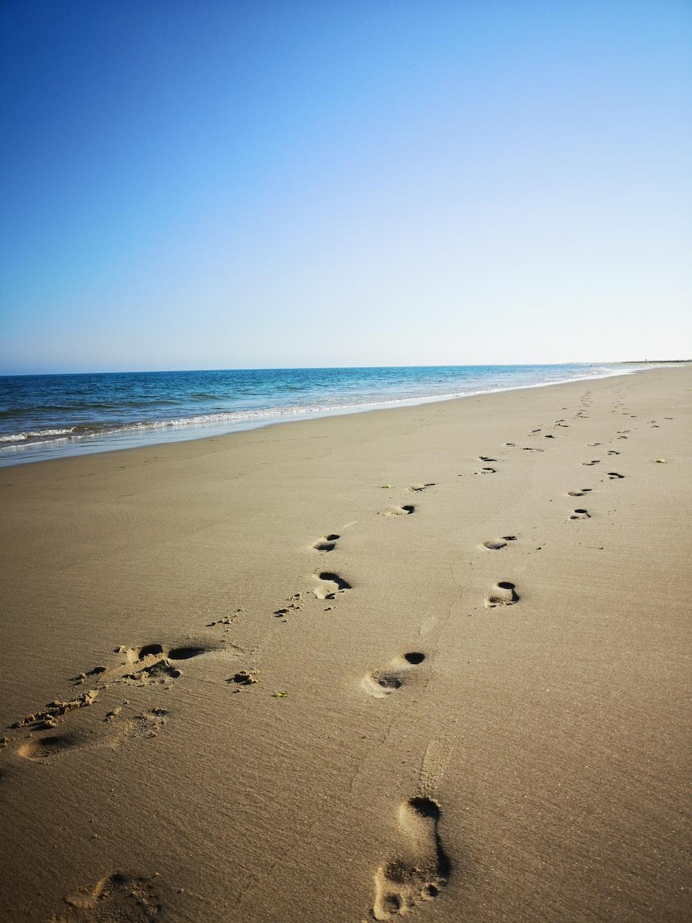 footprints in asnd