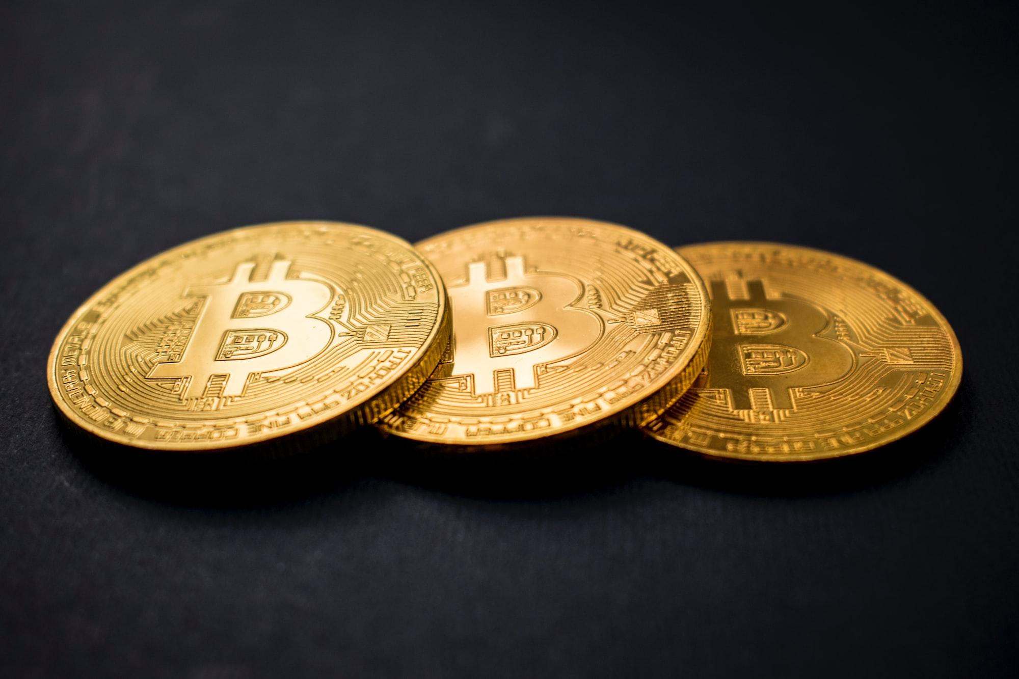 Bitcoin Jumps