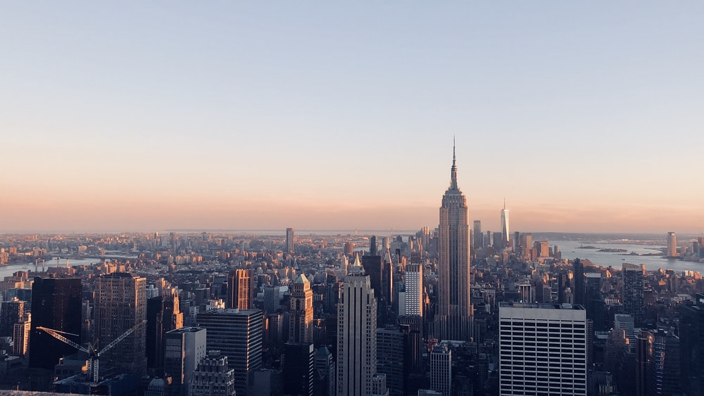 Empire State Building, New York during day