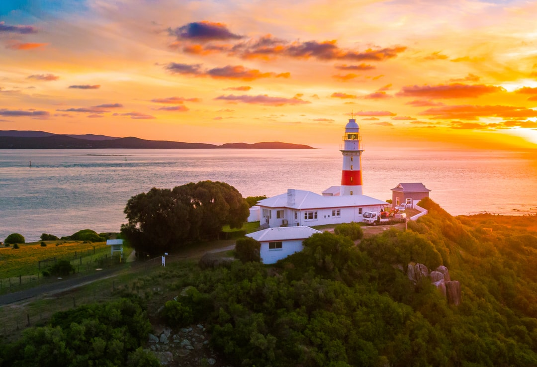 After 6 months of attempting this shot, nature finally gifted the light. As a resident of Launceston, Tasmania, I frequently rushed down to Low Head Lighthouse located 45 minutes away from me twice a week after work with the premise to capture this sentimental place for a family member. Finally, the stars aligned and I present to you, the scenic Low Hea Lighthouse captured by drone.