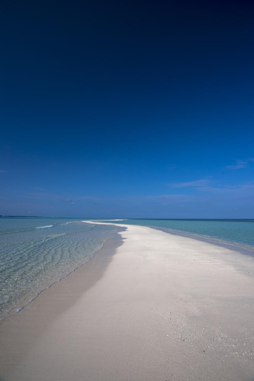 beach sand during daytime
