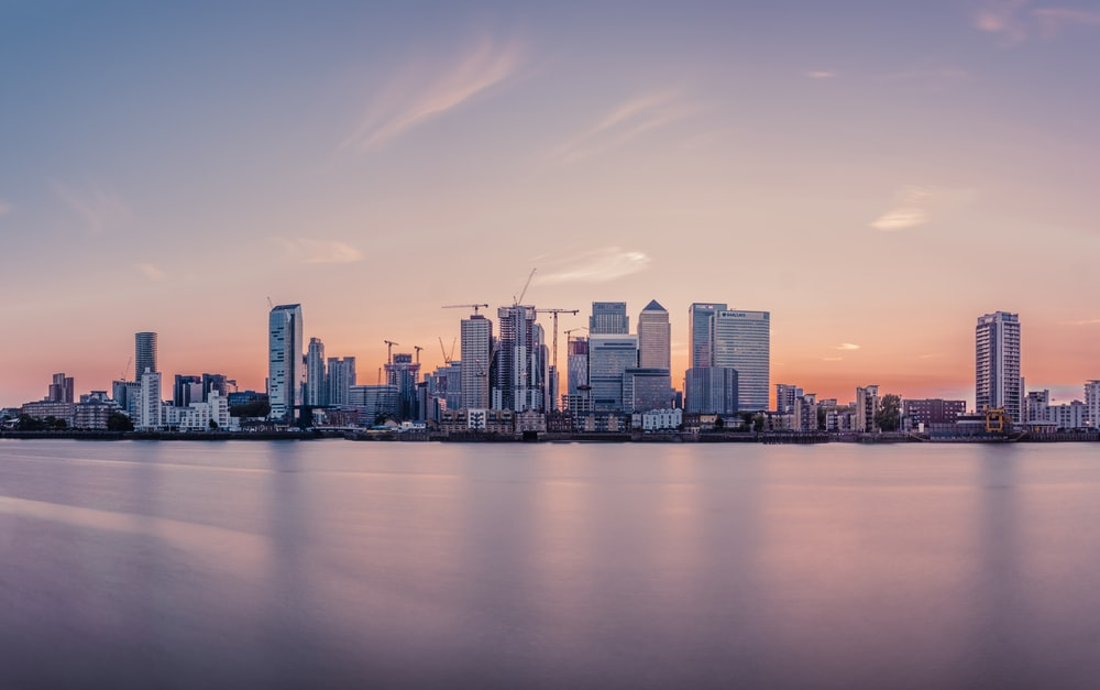 panorama photography of city