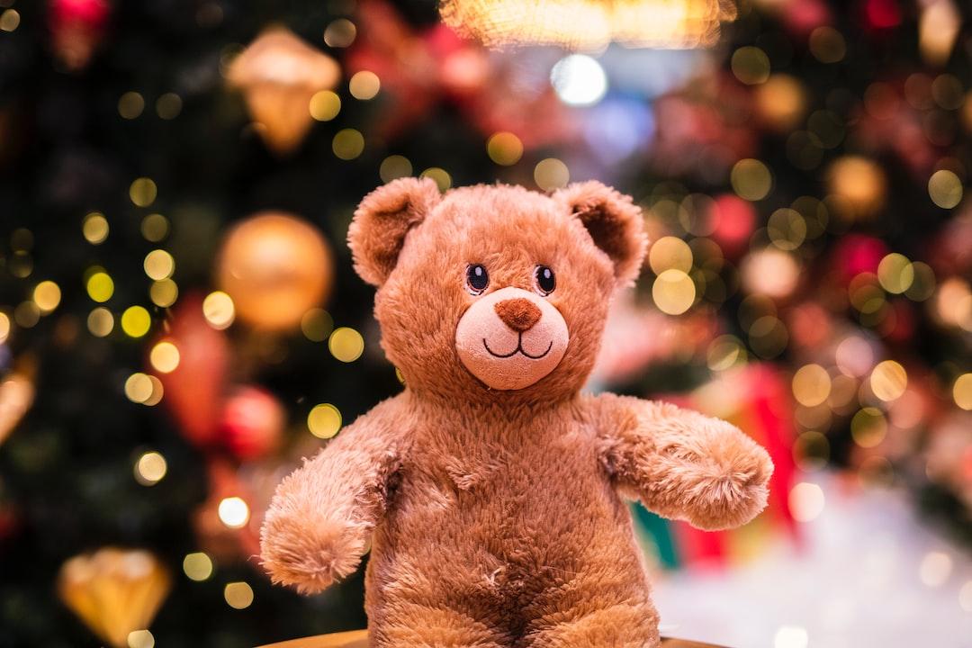 Brown Bear Plush Toy Photo Free Teddy Bear Image On Unsplash Find images of teddy bear. unsplash