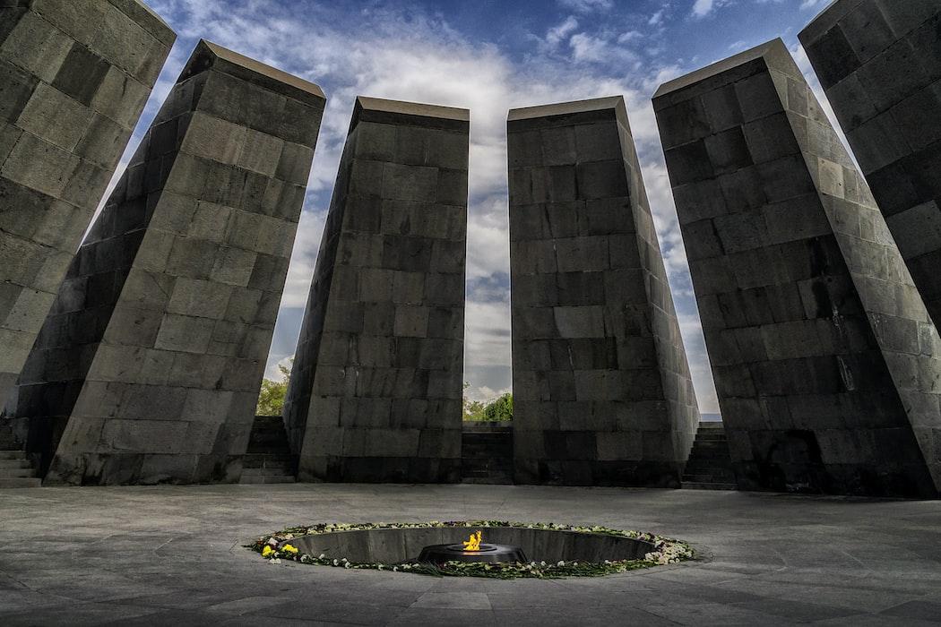 Armenian Genocide Memorial, Yerevan, Armenia