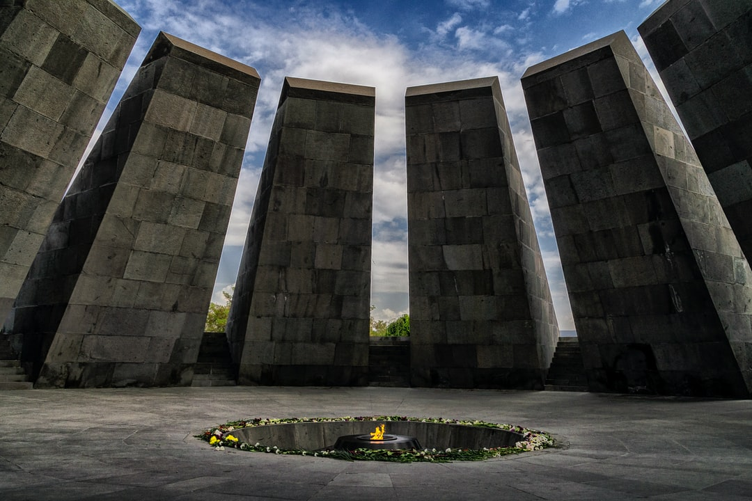 The Armenian Genocide memorial complex is Armenia's official memorial dedicated to the victims of the Armenian Genocide, built in 1967 on the hill of Tsitsernakaberd in Yerevan.