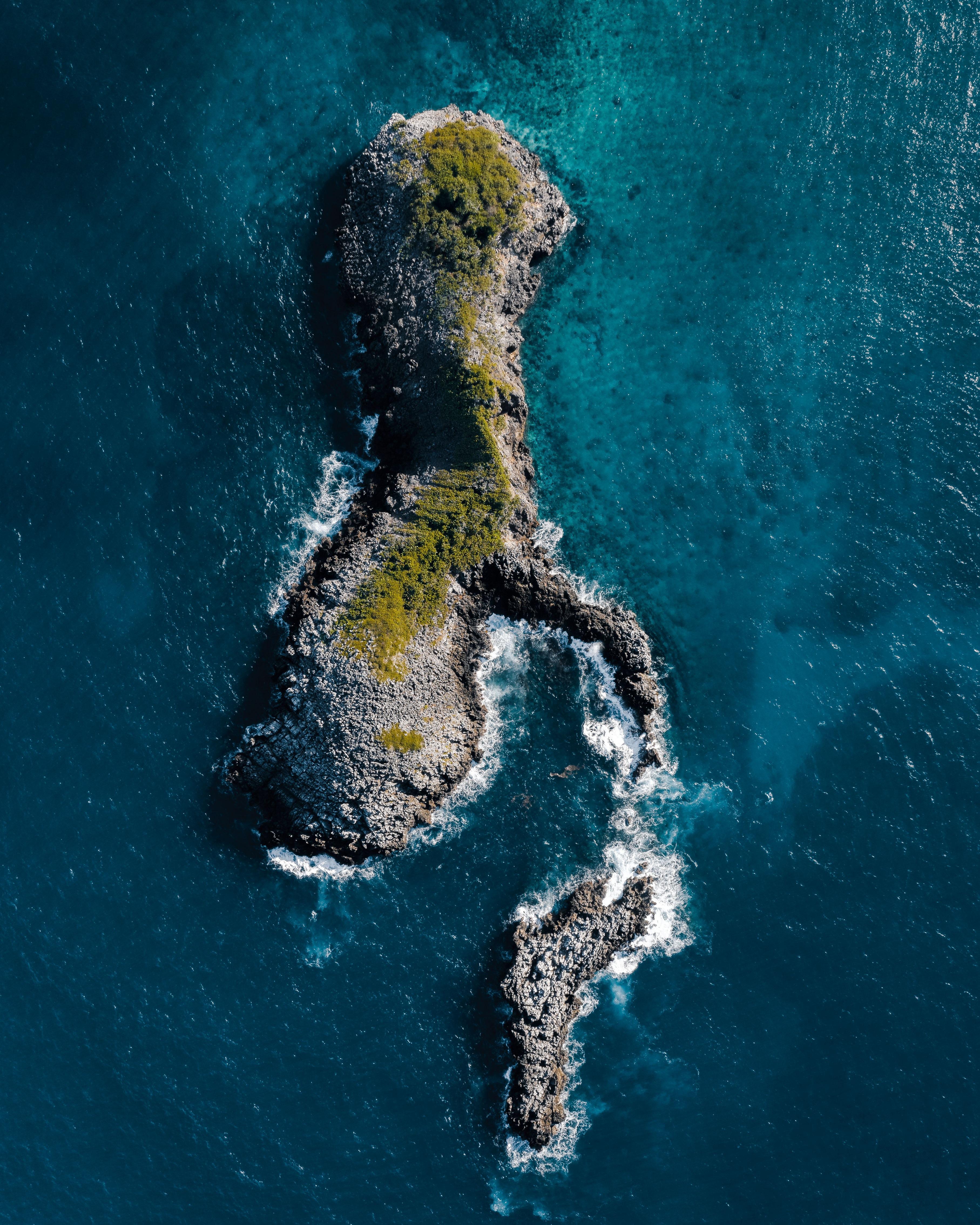 green island view