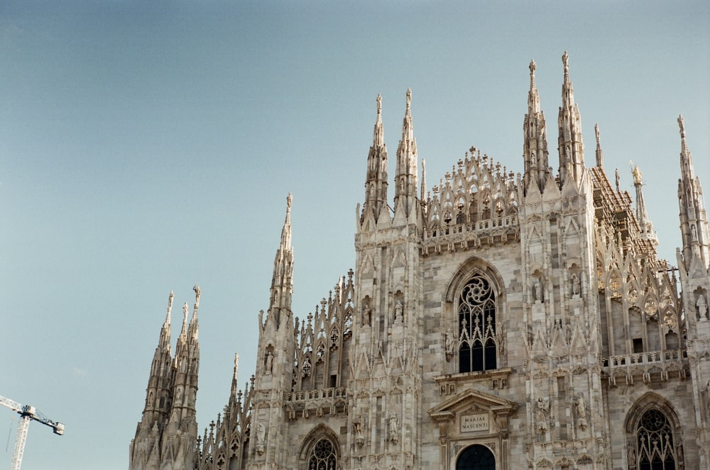 beige cathedral