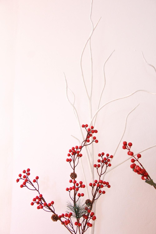 round red fruit tree