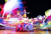 Broken carnival  carnival stories