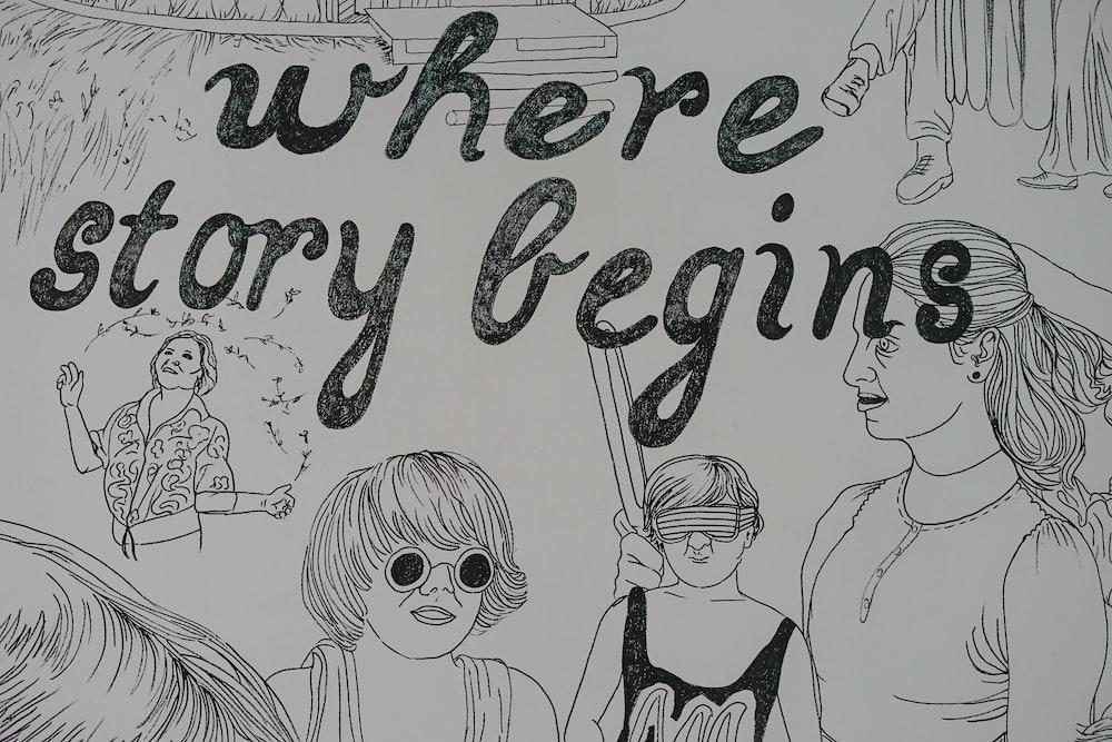 Where Story Begins