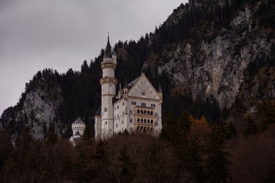 Winter in Füssen (Neuschwanstein Castle)