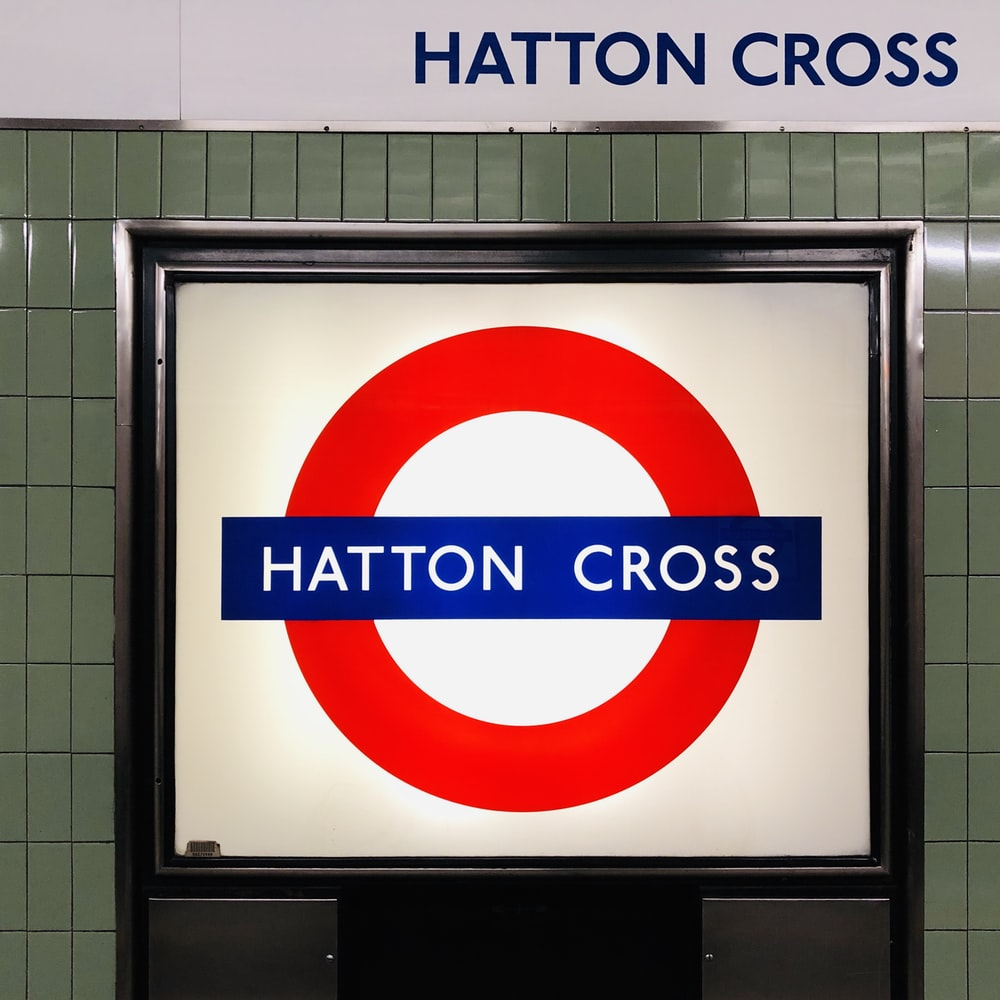 Hatton Cross signage