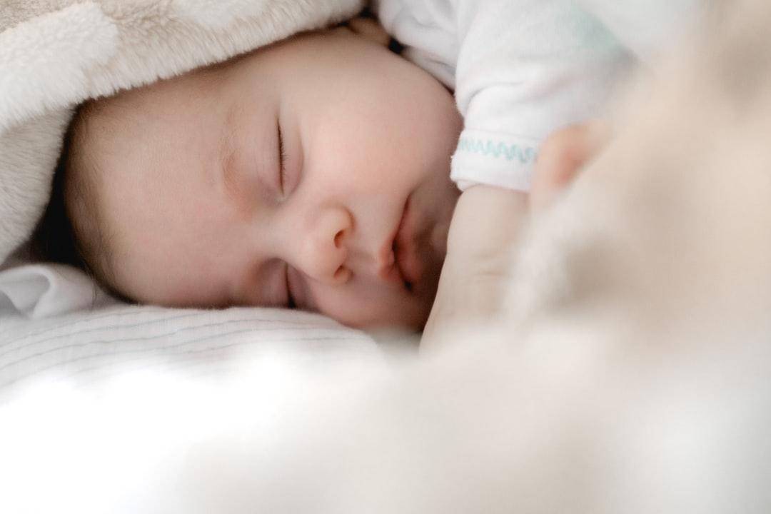 Babyboy sleeping