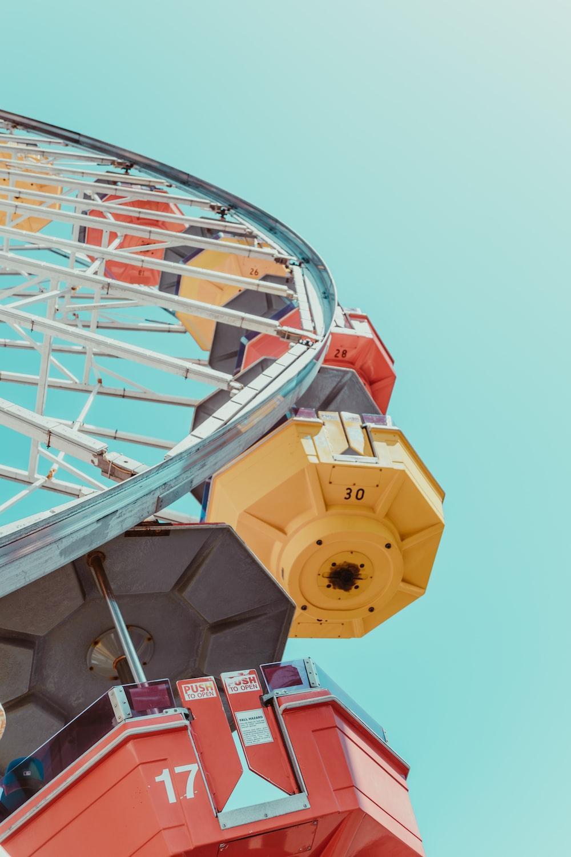 assorted-color ferriswheel