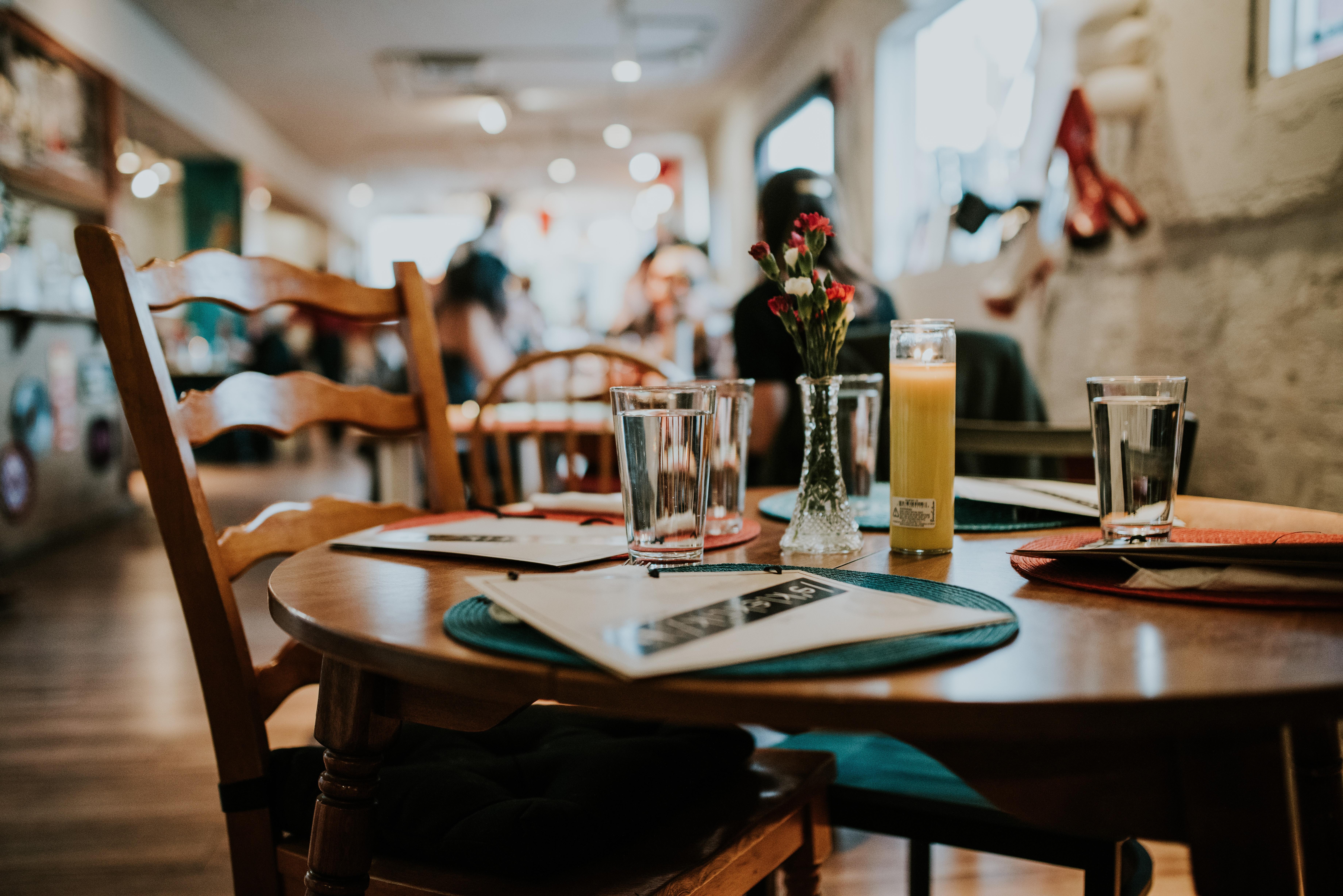 New Relief Targets Restaurants