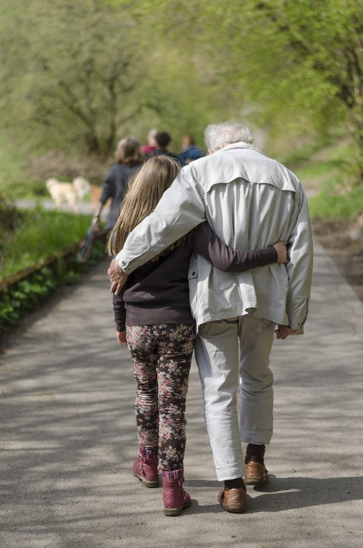 A Grandfather's Love