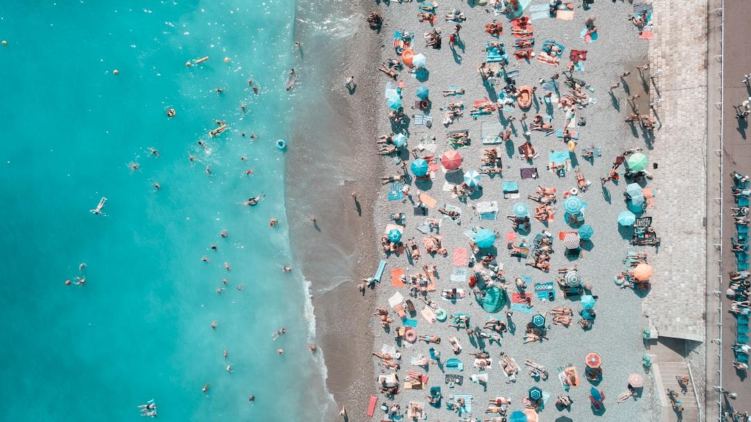 """A """"NICE Beach"""