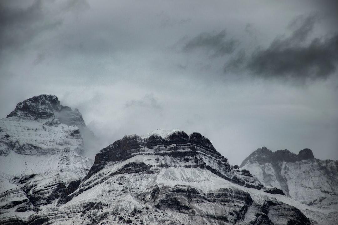 Furieuse montagne