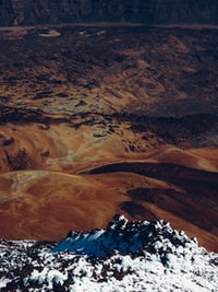 desert photo during daytime