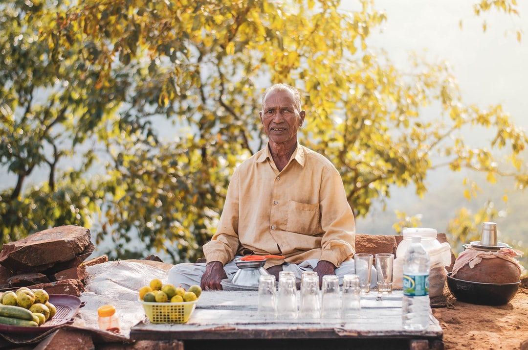 This man sits on a mountainous trail which leads to an important historical fort in Pune, India. He sells lemonade for the same price you would get at a store to the thousands of people that go on this adventurous trek. Being able to talk to this man about his life and his perspective on the world gave an incredible insight on the true value of the necessity of value.