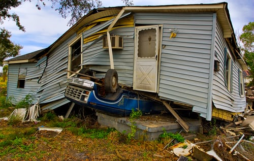 Invasive fungal infections often follow hurricanes