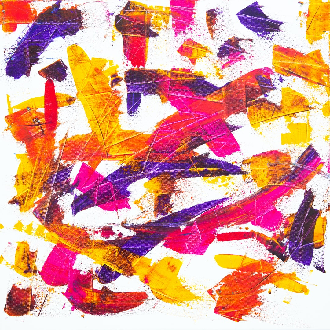 Paintings from my twelve year old nephew. Have a look: http://felixspiske.com