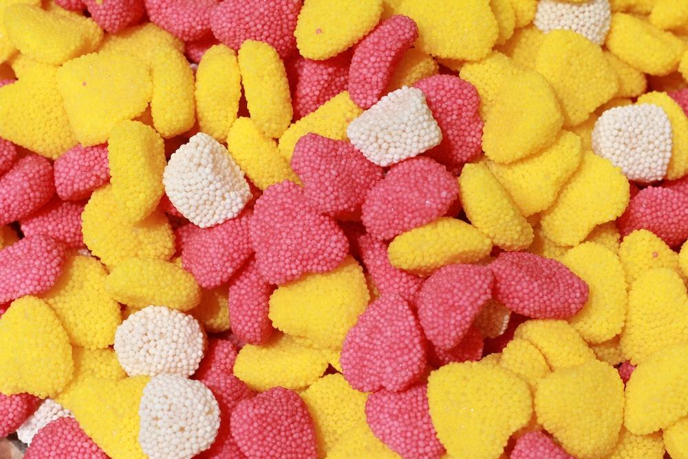 assorted gums
