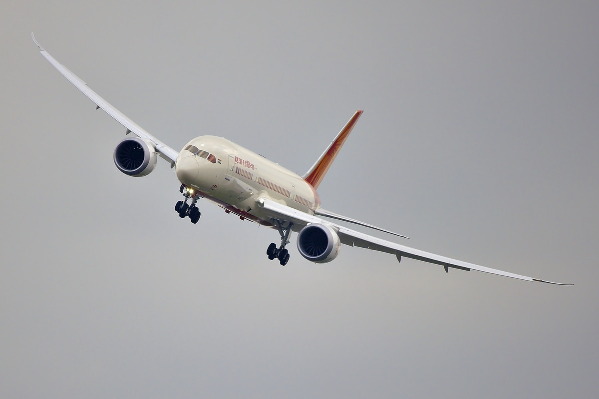 How can I talk to Air India customer care?