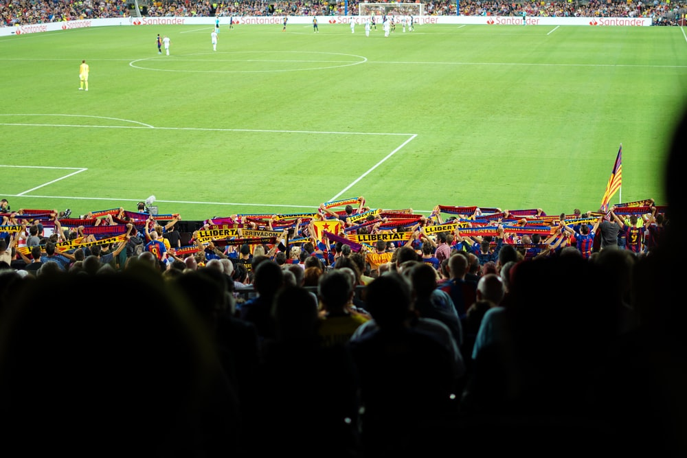 Places to visit in Barcelona - Camp Nou Football Stadium