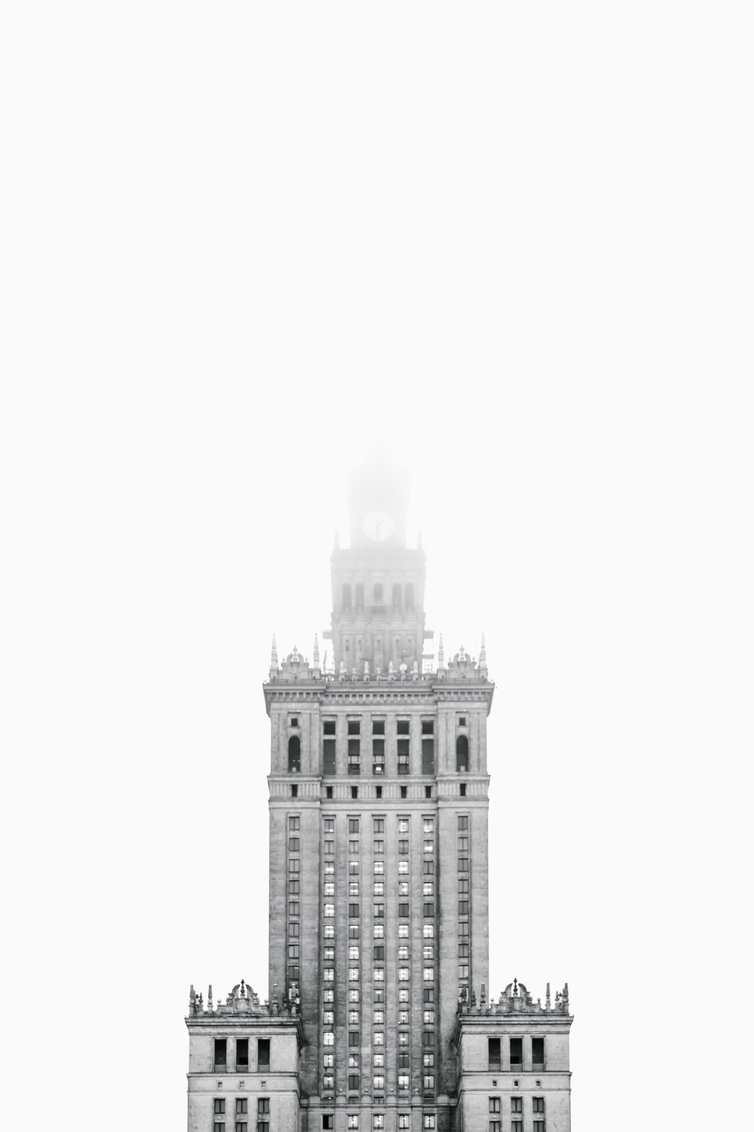 Palace of Culture and u003cbu003eScienceu003c/bu003e building photo u2013 Free Building Image ...