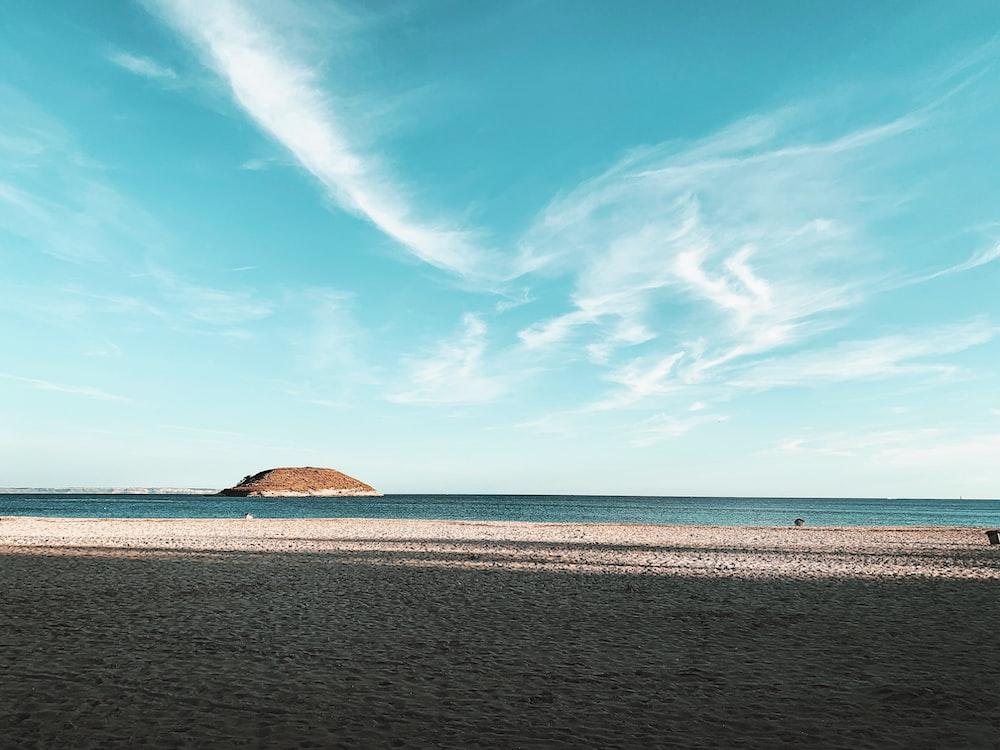 brown island