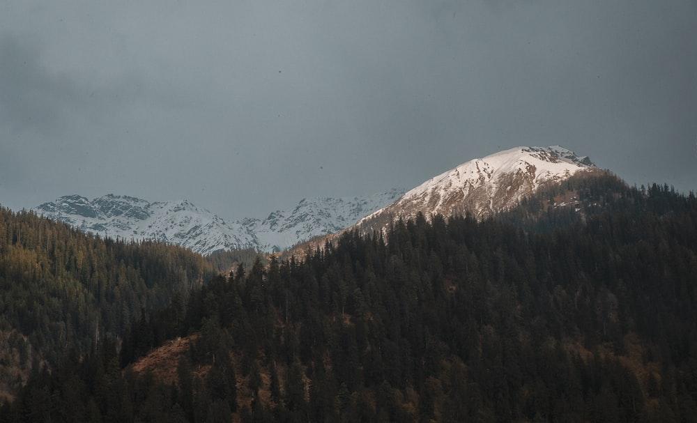 mountain photography