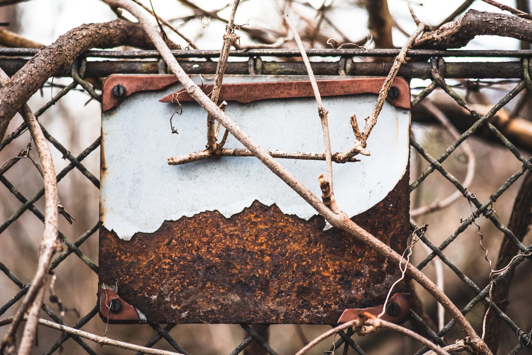 weathered board