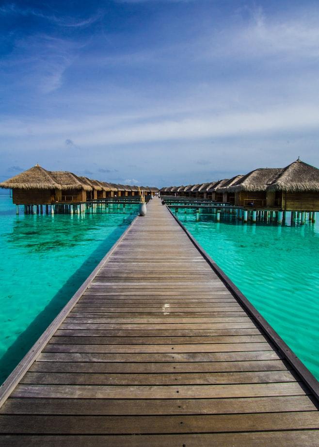 Hulhumale Island top islands in Maldives