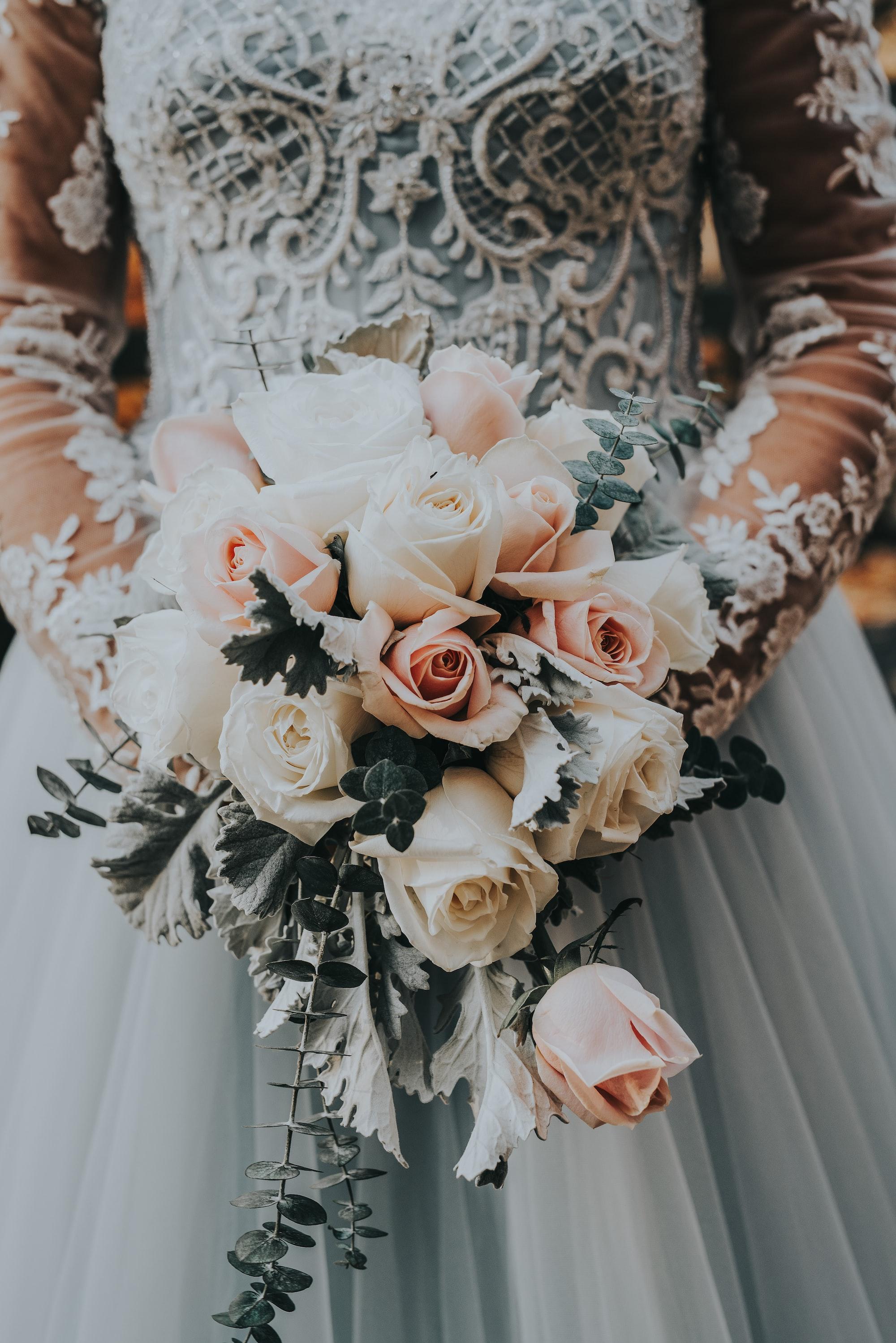 Минимализм в свадебной фотографии