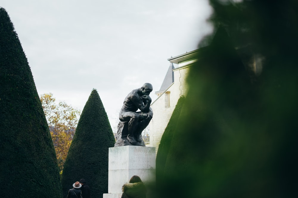 巴黎博物館 - 羅丹美術館