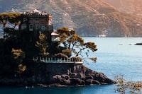 Castle in Portofino