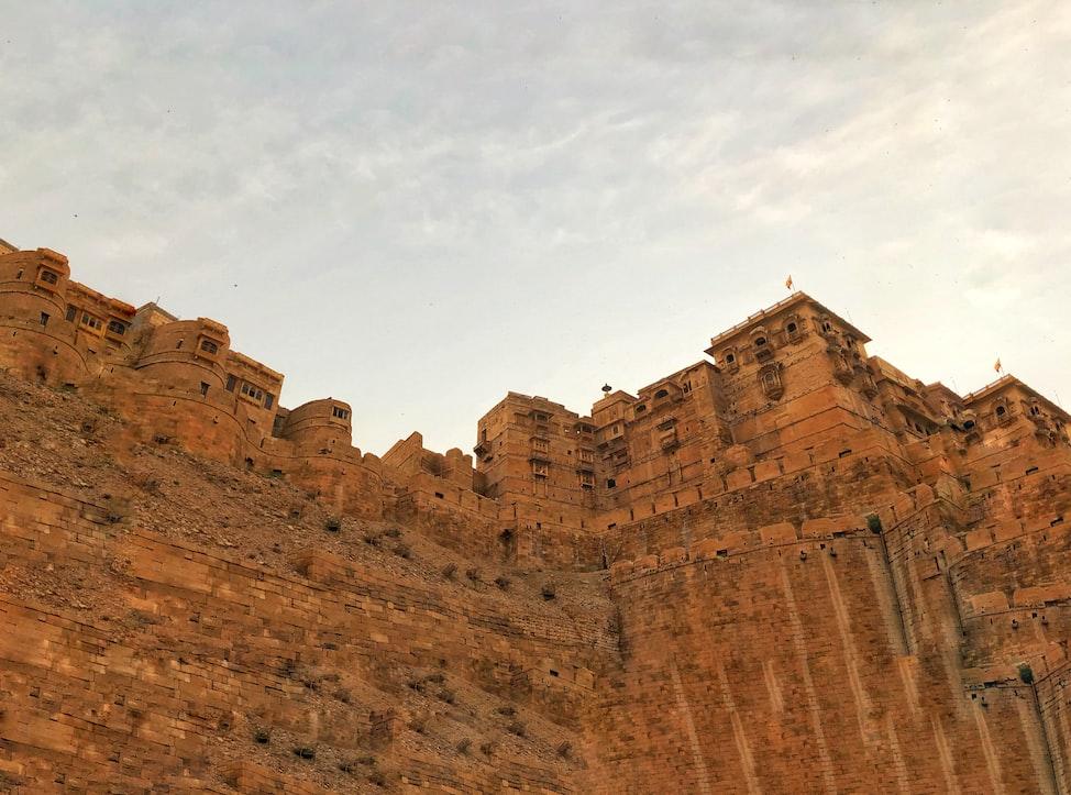The Sonar Kila: Jaisalmer Fort